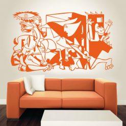Guernica Picasso autocolante de parede