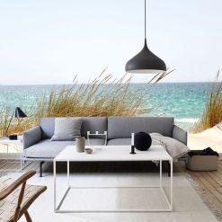 Dunas da praia mural de parede em vinil autocolante decorativo