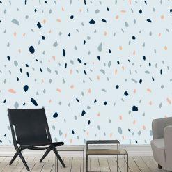 Papel de parede Dispersão em vinil autocolante decorativo