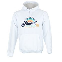 Sweatshirt com capuz Hawaii Surf Rider