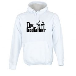 Sweatshirt com capuz The-Godfathe