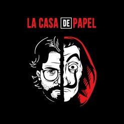 T-shirt La casa de papel.