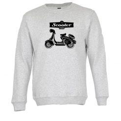 Sweatshirt Scooter Time