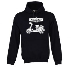 Sweatshirt com capuz Scooter Time